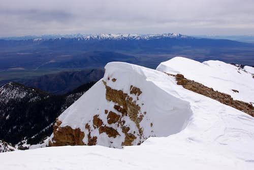 Deseret Peak Summit