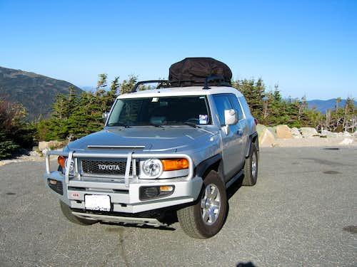 The Beast on Mt. Washington
