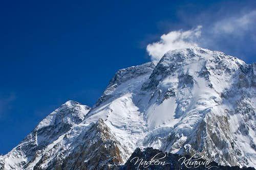 Broad Peak, 8,051 m (26,414 ft) Ranked 12th (4th in Pakistan)