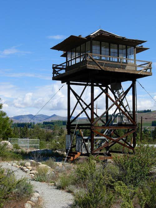 Chelan Butte Lookout