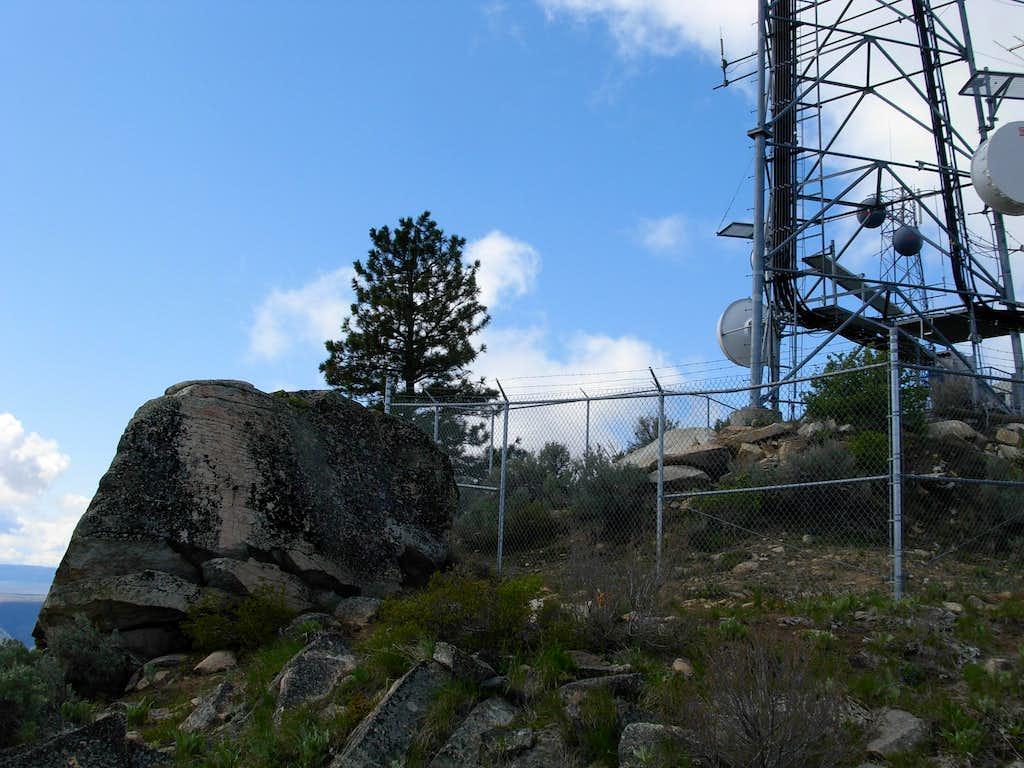 Chelan Butte - Highest Access Point