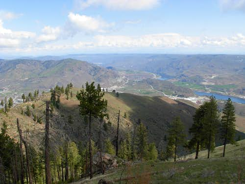 Chelan Butte - Northern View