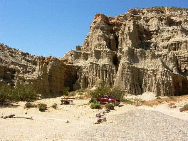 Red Rock Campsite 49