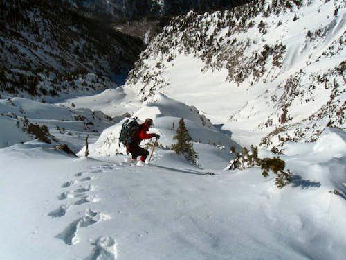 West Ridge Descent