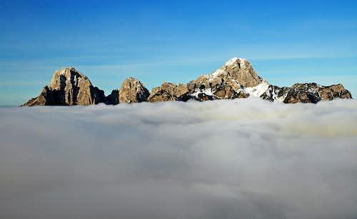 Creta Grauzaria & Monte Sernio