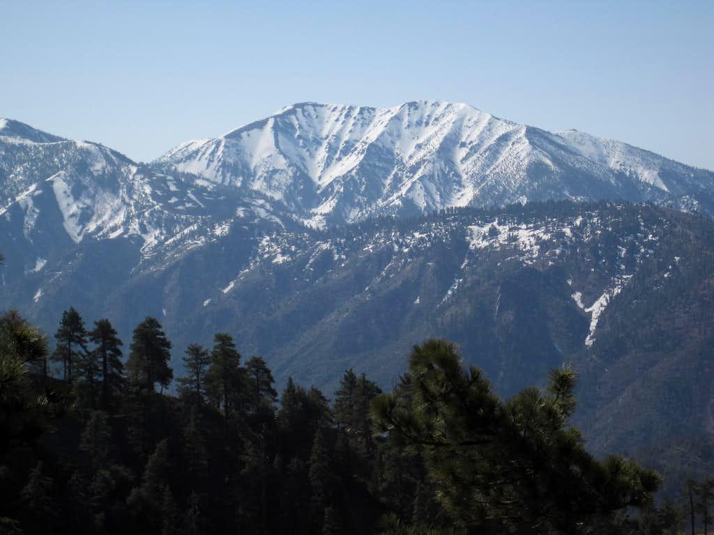 Mt. Baldy May 9, 2010