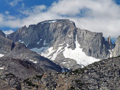Mount Abbot from the northeast