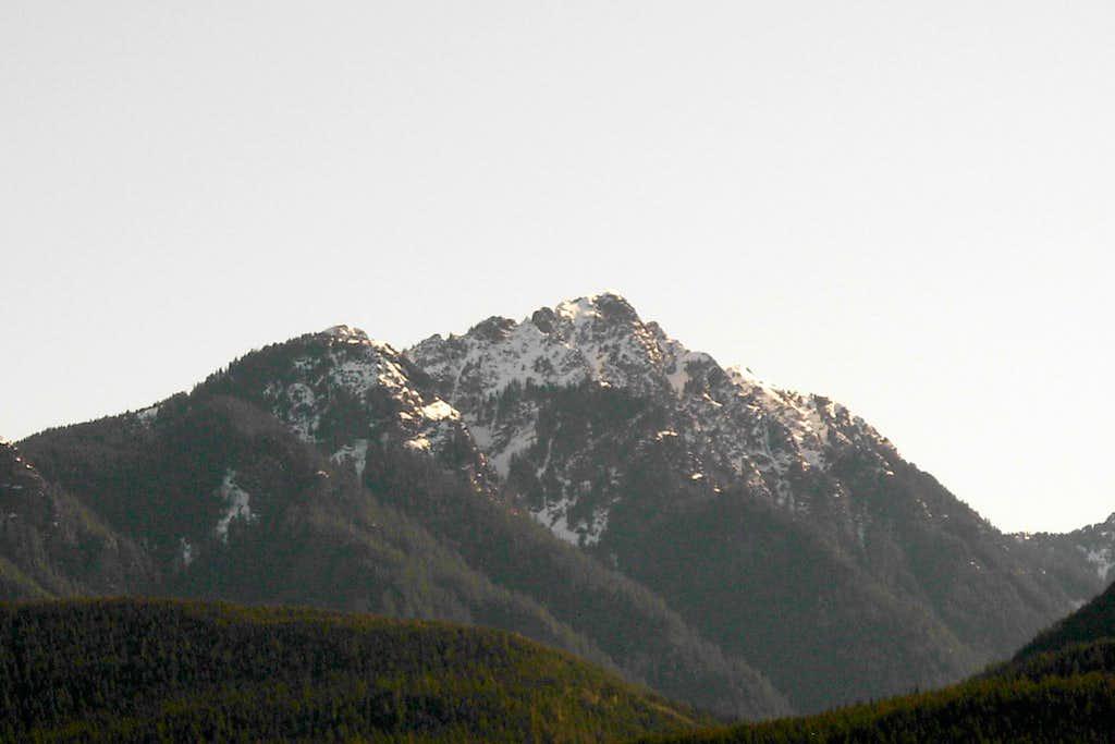 Mount Stickney