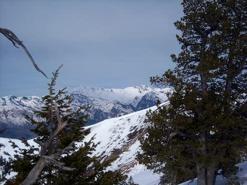 Willard Peak and Mt. Ben Lomond
