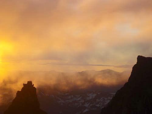 Mt. Olympus, WA