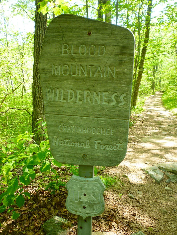 Blood Mountain Wilderness