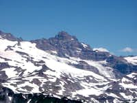 View of LIttle Tahoma from...