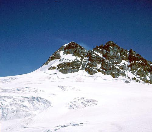 Tschingelhorn from the NW