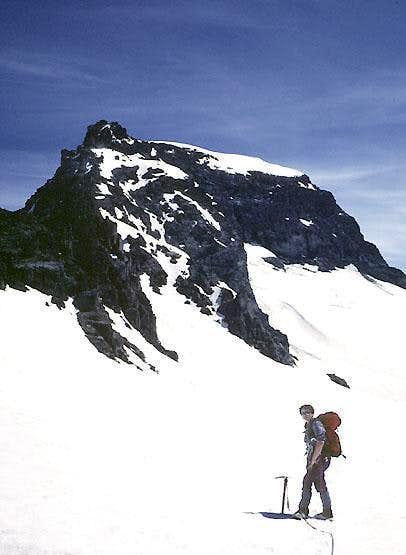 Tschingelhorn from the SW