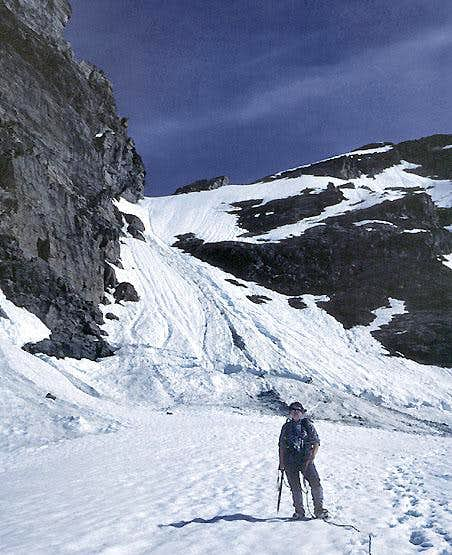 Tschingelhorn, South Couloir