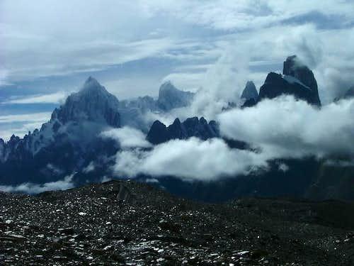 Payu & Trango Group Peaks