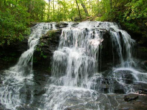Lower Disharoon Falls