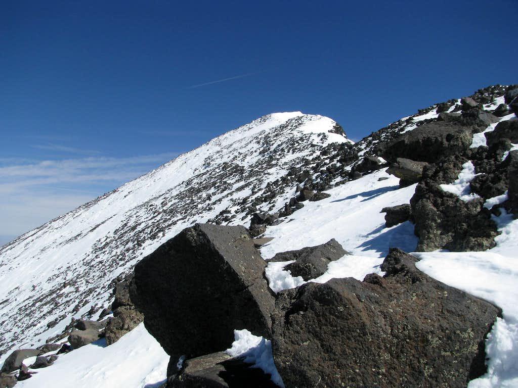 Humphreys Trail in Winter