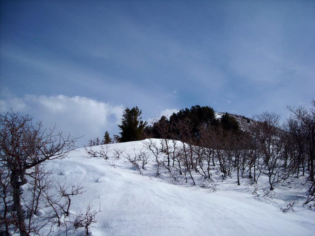 Ridge traverse