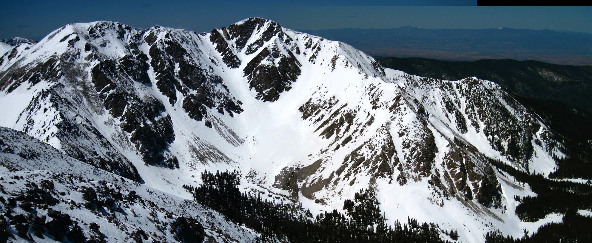Middle Truchas Peak