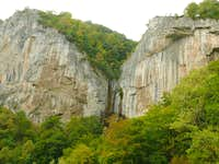 Vanturatoarea Waterfall