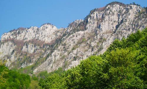 Domogled - Valea Cernei National Park
