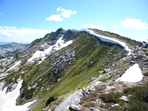 North Summit Ridge