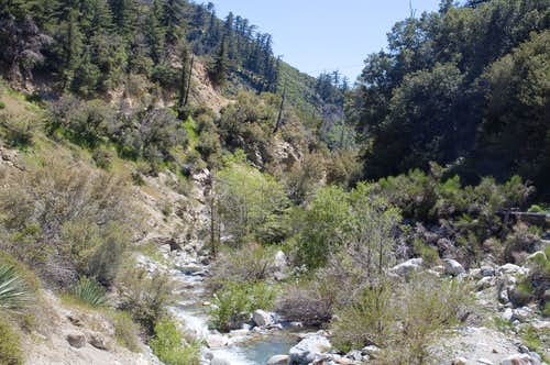 San Antonio Canyon