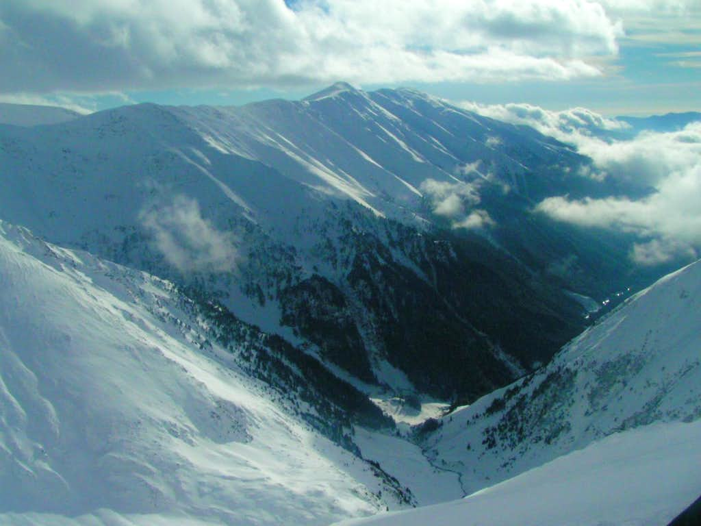 FAGARAS MOUNTAIN
