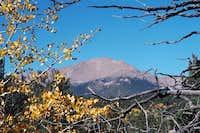 Picture taken of Pikes Peak...
