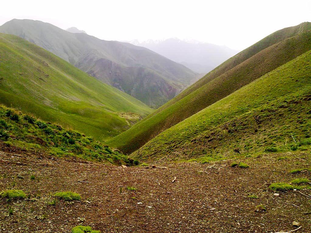 Zargah Pass