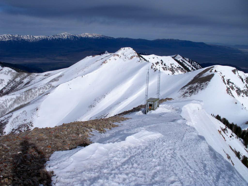 Rocky Peak from Lowe