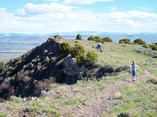 Cedar Mountain Ridge