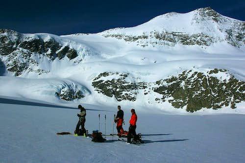 Evettes Glacier