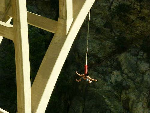 Bungee Jumper - Bridge to Nowhere