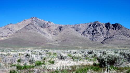 Sixmile Hill
