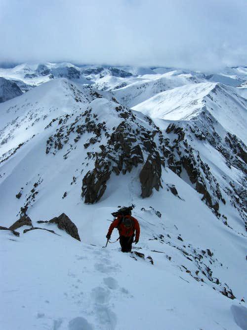 Tabeguache Peak 5/15/10