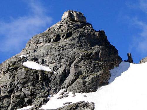 Navajo's summit cone