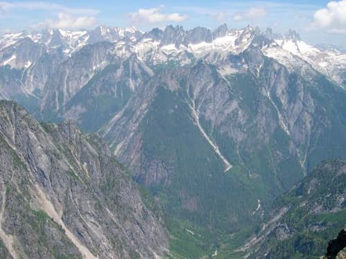 Northeast Ridge, Mt. Triumph