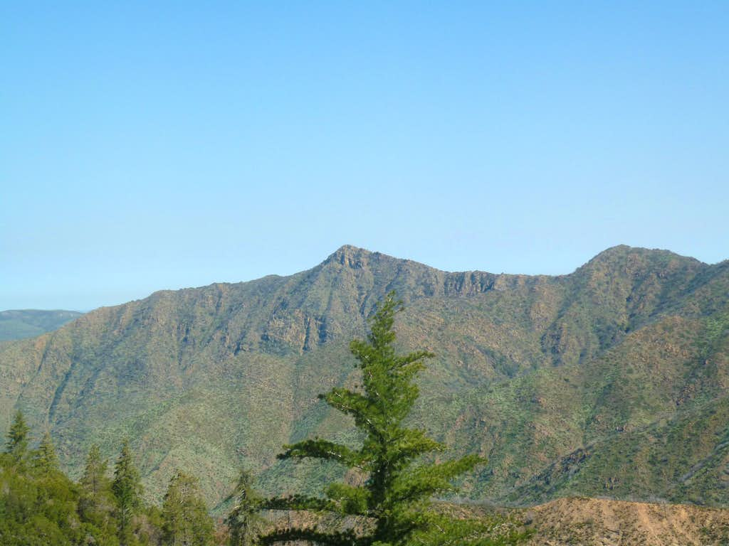 Samon Peak