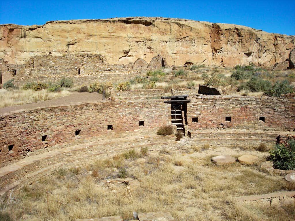 Chetro Ketl ruins