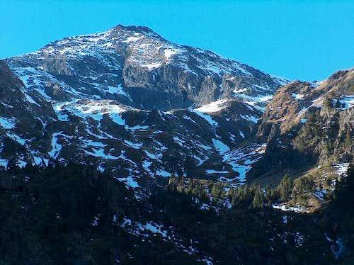 Pic d' Arriouère / Pico del Ibonet