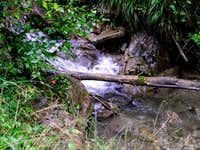 Skalski stream near...