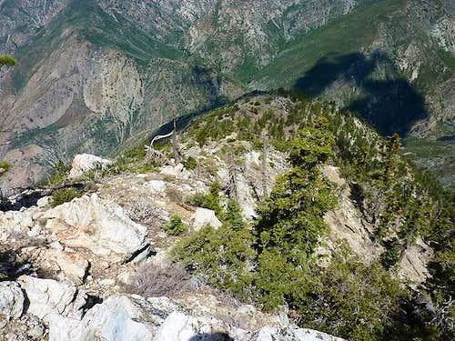 Northwest Ridge and Stanley-Miller Mine