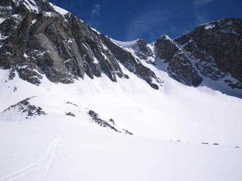 Goethe\'s North Couloir