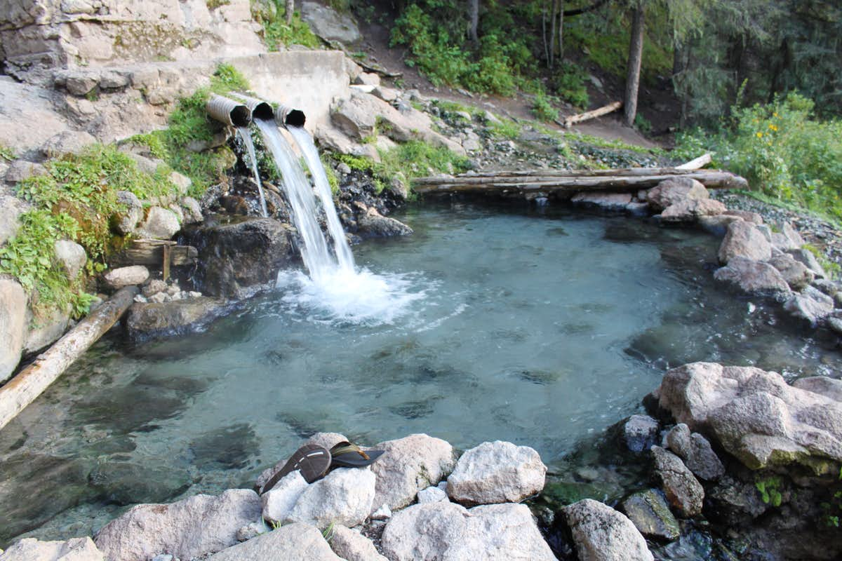 Best Nude Natural Hotsprings In California