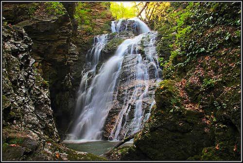Sum waterfall