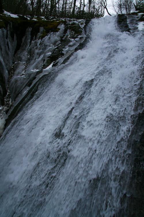 Crabtree Falls Cascade