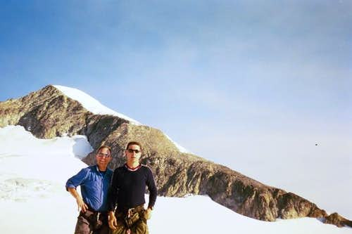 Norman and Nick on Eldorado...