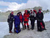 damavand peak with colony 80...